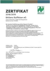 thumbnail of Naturland Zertifikat